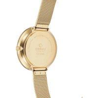 Zegarek damski Obaku Denmark bransoleta V211LXGIMG - duże 7