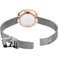 Zegarek damski Obaku Denmark Bransoleta V219LXVKMJ - duże 4