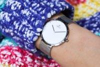 Zegarek damski Obaku Denmark bransoleta V230LXCWMC - duże 4