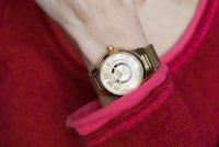 Puma P1008 zegarek złoty klasyczny Reset bransoleta