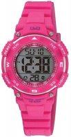 Zegarek damski QQ damskie M149-006 - duże 1