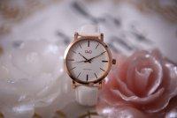 Zegarek damski QQ damskie Q892-111 - duże 3