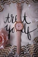 Zegarek damski QQ damskie Q892-111 - duże 4