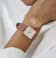 Rosefield QOPRG-Q026 damski zegarek Boxy pasek