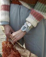 Zegarek damski Rosefield boxy QVSGD-Q013 - duże 7