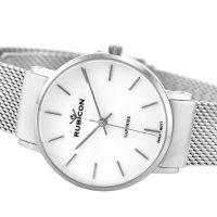 Zegarek damski Rubicon bransoleta RNBE28SISX03BX - duże 2