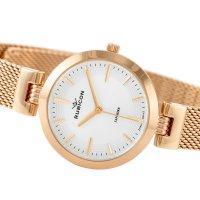 Zegarek damski Rubicon bransoleta RNBE30RISX03BX - duże 2