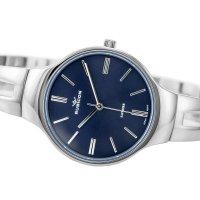Zegarek damski Rubicon bransoleta RNBE31SIDX03BX - duże 2