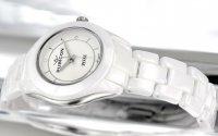 Zegarek damski Rubicon bransoleta RNPD37TISS03BX - duże 2