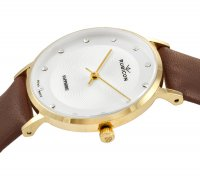 Zegarek damski Rubicon pasek RNAD87GISY03BX - duże 2