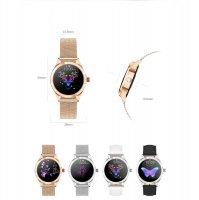 zegarek Rubicon RNAE36SIBX05AX kwarcowy damski Smartwatch