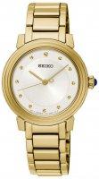 Zegarek damski Seiko classic SRZ482P1 - duże 1