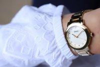 Zegarek damski Seiko classic SRZ482P1 - duże 4