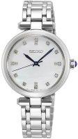 Zegarek damski Seiko classic SRZ529P1 - duże 1