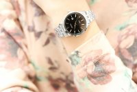 Zegarek damski Seiko classic SUR649P1 - duże 6