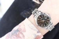 Zegarek damski Seiko classic SUR649P1 - duże 5