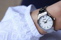 Zegarek damski Seiko classic SXDG93P1 - duże 3