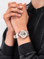 Zegarek damski sportowy Casio Baby-G MSG-S200G-4AER G-MS METAL BEZEL szkło mineralne - duże 3