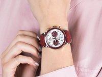 Zegarek damski sportowy Vostok Europe Undine VK64-515E567 Undine Chrono szkło mineralne utwardzane - duże 4