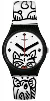 Zegarek damski Swatch originals GB322 - duże 1