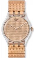 Zegarek damski Swatch originals SUOK134A - duże 1