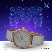 Zegarek damski Timex celestial opulence TW2T87500 - duże 6