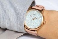 Zegarek damski Timex crystal opulence TW2T78000 - duże 7