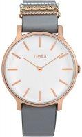Zegarek damski Timex transcend TW2T45400 - duże 1
