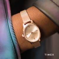 Zegarek damski Timex milano TW2R94300 - duże 7