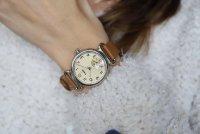 Zegarek damski Timex model 23 TW2T88000 - duże 5