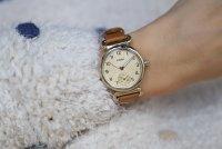 Zegarek damski Timex model 23 TW2T88000 - duże 7