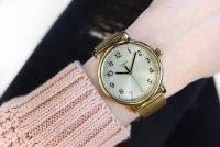 Zegarek damski Timex originals T2N598 - duże 4
