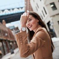 Timex TW2T73900 Transcend Transcend zegarek damski klasyczny mineralne
