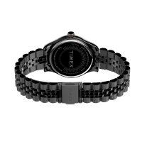 Timex TW2T74900 zegarek szary klasyczny Waterbury bransoleta