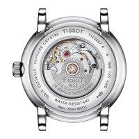 Tissot T122.207.22.031.01 damski zegarek CARSON AUTOMATIC bransoleta