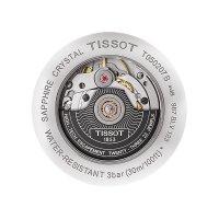 Tissot T050.207.11.117.05 zegarek srebrny klasyczny Lady Heart bransoleta