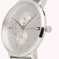 Tommy Hilfiger 1781942 zegarek srebrny fashion/modowy Damskie bransoleta