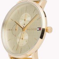 Tommy Hilfiger 1781943 zegarek złoty fashion/modowy Damskie bransoleta