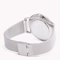 Tommy Hilfiger 1781970 zegarek srebrny fashion/modowy Damskie bransoleta