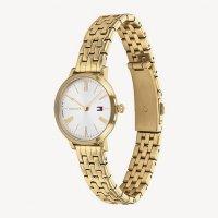 Tommy Hilfiger 1782054 zegarek złoty klasyczny Damskie bransoleta