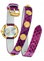 Zegarek damski Versace medusa stud icon VERF00218 - duże 2
