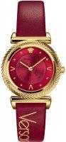 Zegarek damski Versace v-motif vintage logo VERE00418 - duże 1