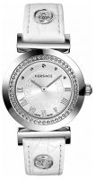 Zegarek damski Versace vanity P5Q99D001S001 - duże 1