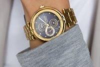 Versus Versace VSP500518 zegarek złoty fashion/modowy Damskie bransoleta
