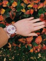 Zegarek damski Vostok Europe undine VK64-515E567 - duże 8