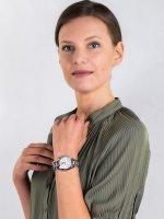 Zegarek damski z chronograf Michael Kors Mini Bradshaw MK6174 MINI BRADSHAW - duże 2