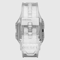 Zegarek damski Diesel chopped DZ1917 - duże 3
