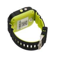 zegarek Garett 5903246286809 Smartwatch Garett Kids Star 4G RT czarny dla dzieci z gps Dla dzieci