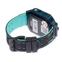 zegarek Garett 5903246284584 Smartwatch Garett Kids Play Niebieski dla dzieci z gps Dla dzieci