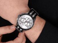 zegarek Doxa 287.10.021.60 męski z tachometr Trofeo